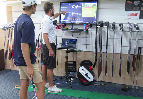 Private Golf Lessons - NorthBridge Pro Shop